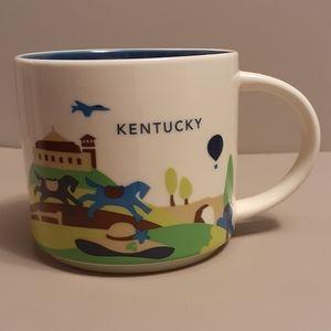 Starbucks YAH 2015 Kentucky Mug-14 oz